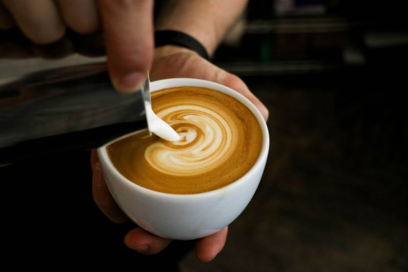 Cara Membuat Latte