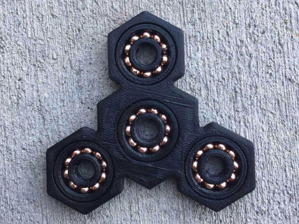 Fidget Spinner Indonesia