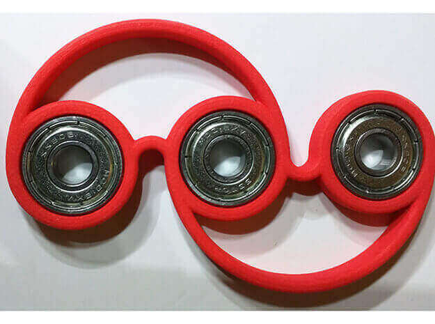 Fidget Spinner Indonesia