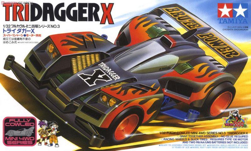 Tridagger X