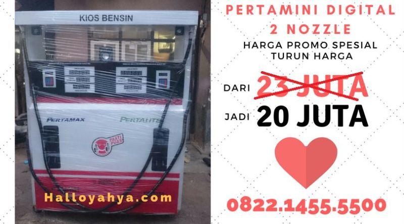 Jual Pom Benisn Mini Jakarta
