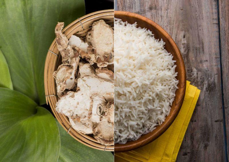 Manfaat beras kencur untuk wajah